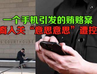 """贿赂海关移民官能入境? 华裔入关""""意思意思""""遭控罪"""