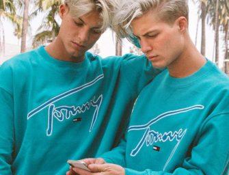 "Tommy Hilfiger 也推出了""智能服装""推出智能服装,不过好像没什么实用"