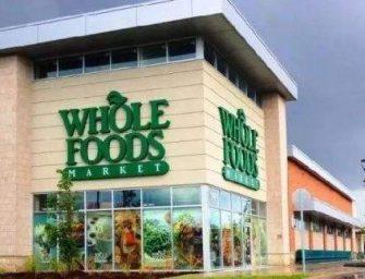亚马逊要为全食超市推出定点取货服务