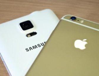 美国手机消费者最感兴趣的是哪些品牌?说到底还是苹果和三星