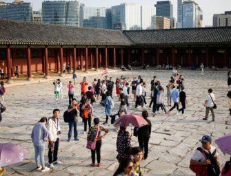 中国赴韩跟团游似又被重新下线