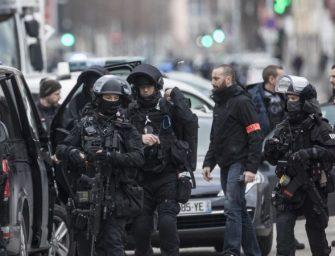 制造法国圣诞市场恐袭的嫌疑人被击毙