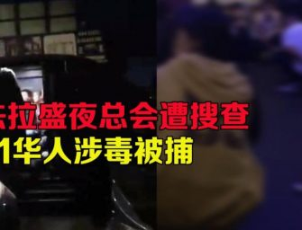 纽约市警突击法拉盛夜总会 11华人涉毒被捕