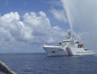 菲律宾谴责中国渔船在南中国海行为