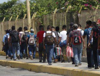 美国和危地马拉接近就阻止中美移民来美申请庇护达成协议