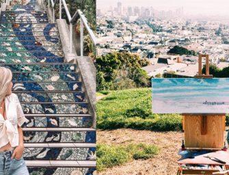 舊金山 10 個小眾景點,就連本地人都不知道秘密花園!(上)
