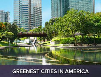 全美最绿色城市排行榜,加州城市夺冠!前五名占四席