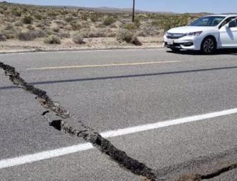 加州发生20年来最强震,这些地震知识须知道!