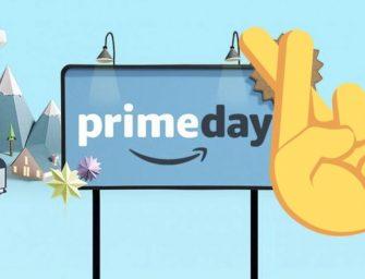亚马逊Prime Day杀到!百万商品史低价,绝对有你需要的!