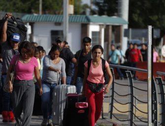 美国计划限制抵达南部边境的移民避难申请