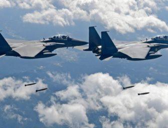 朝鲜批评美韩将于下月举行联合军演