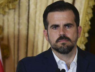 侮辱性聊天对话泄露 波多黎各民众抗议要求总督下台