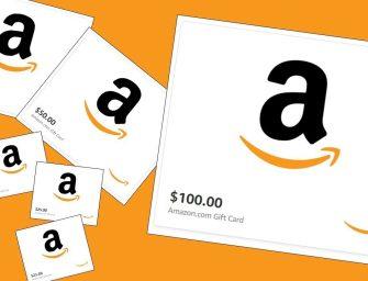 亚马逊发钱啦!购买$50礼卡,额外免费送$15!