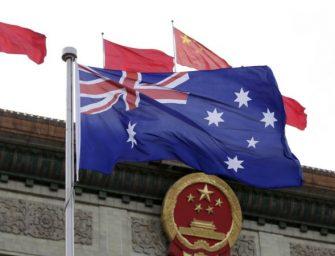 路透社:情报机构称中国曾对澳大利亚发动网络袭击