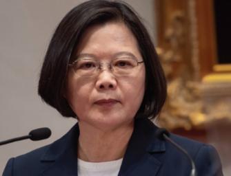 蔡英文回应所罗门群岛断交:面对中共外交打压,台湾绝不妥协