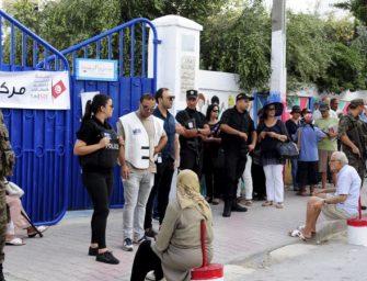 突尼斯举行第二次自由的总统大选