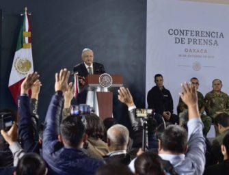 特朗普致电墨西哥总统表示支持