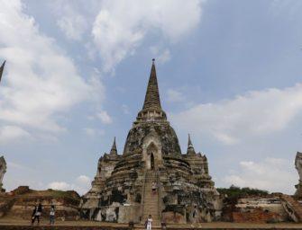 贸易战等致中国游客锐减 冲击泰国旅游业
