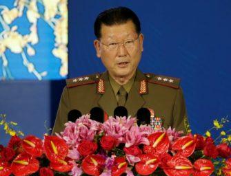 朝鲜要求美韩拿出解决问题的新办法