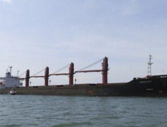 """美国对朝鲜货船""""智诚号""""作出没收判决"""
