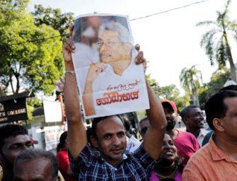 斯里兰卡前国防部长拉贾帕克萨赢得总统大选