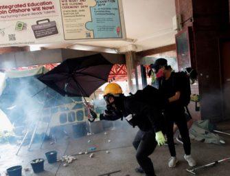 天安门事件在香港缓慢重演?