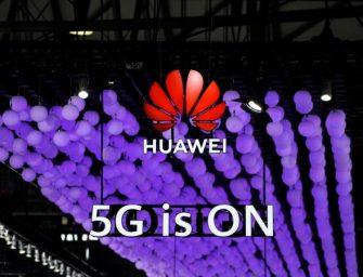 欧盟或将重新评估华为等5G网络供应商