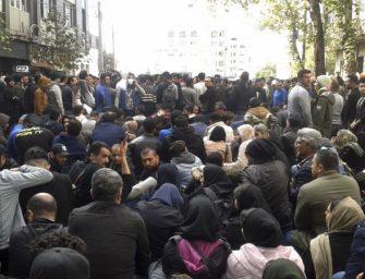 伊朗镇压反政府抗议导致106人死亡