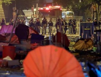 《香港人权与民主法案》传递了什么声音?