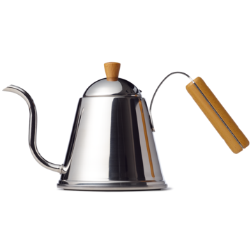 Aoyashi Wood Handle Kettle