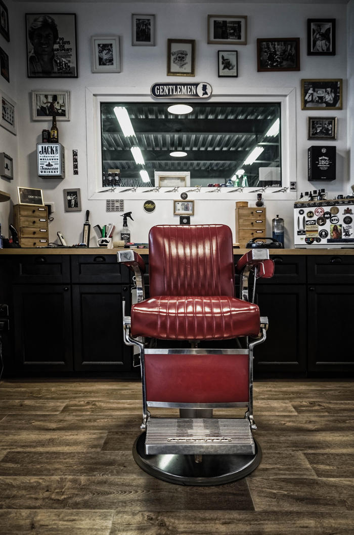 Barber services, SHAPER HOUSE