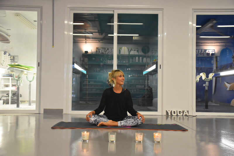 Yoga biarritz, SHAPER HOUSE