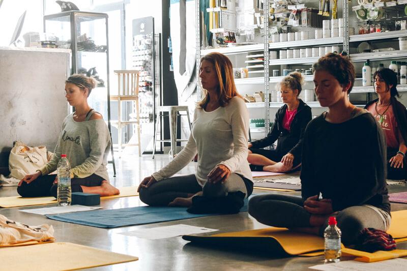 Yoga biarritz, SHAPER HOUSE