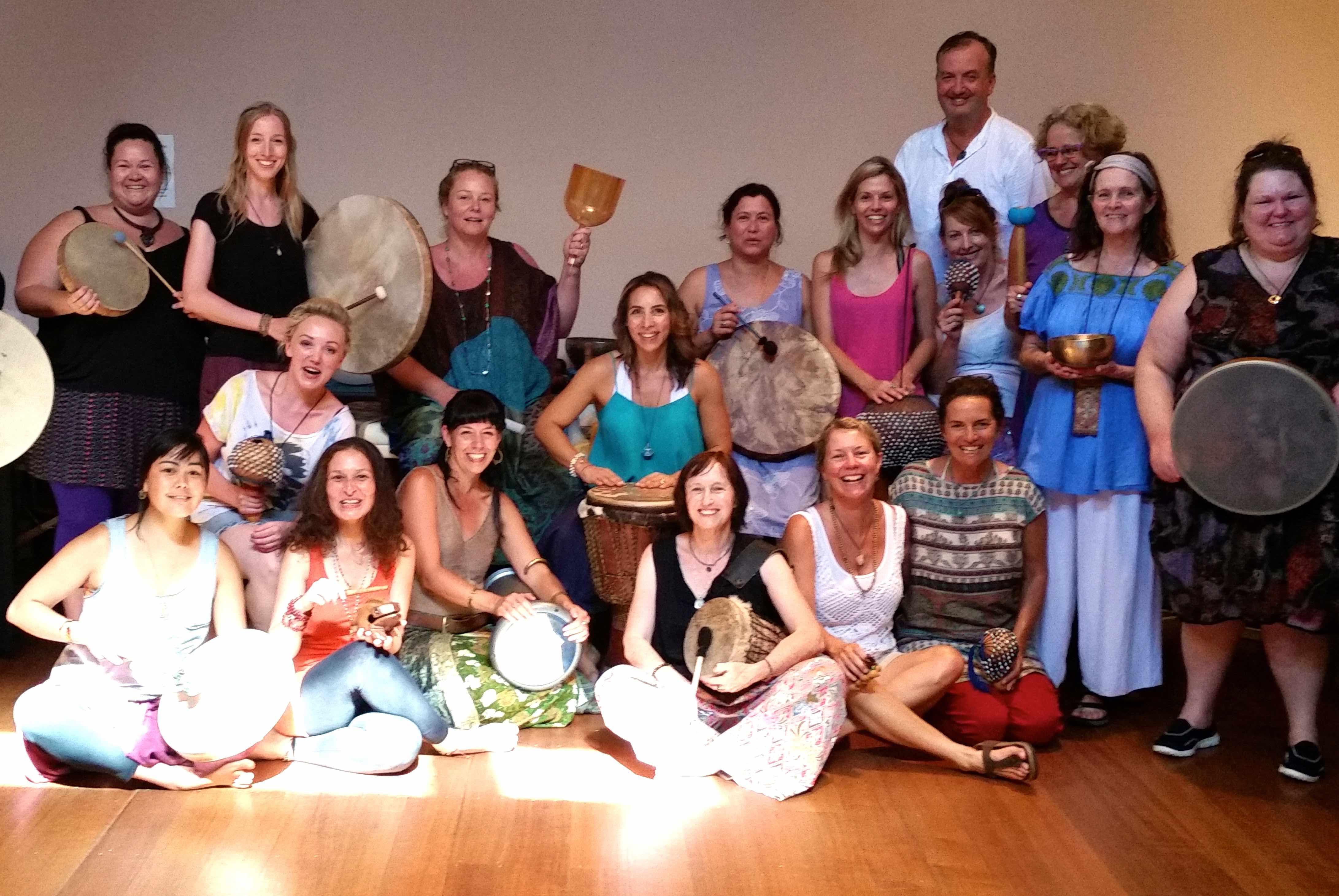 Sound Healing Course Australia