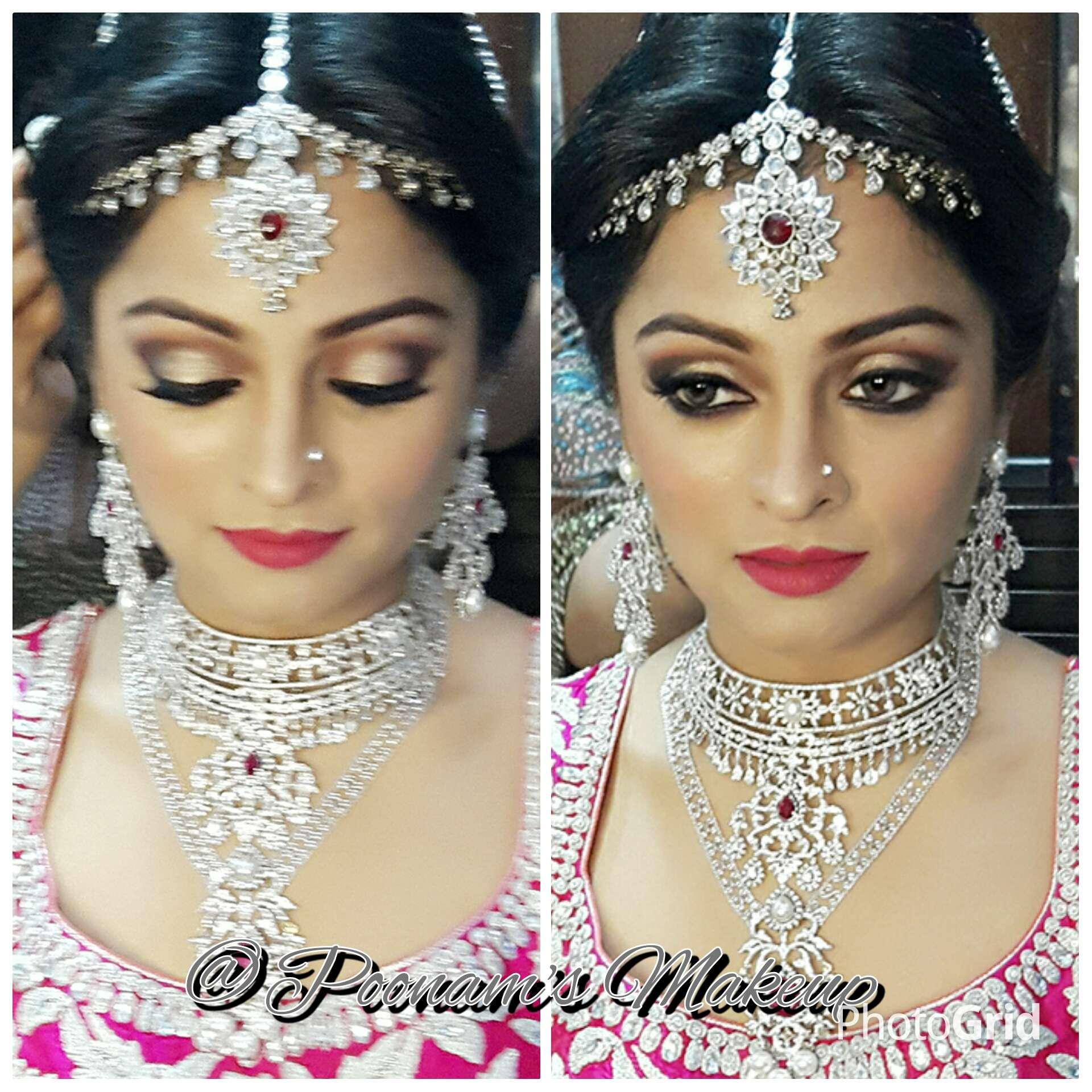 Portfolio - Poonam Shah's Professional Makeup & Hairstyling