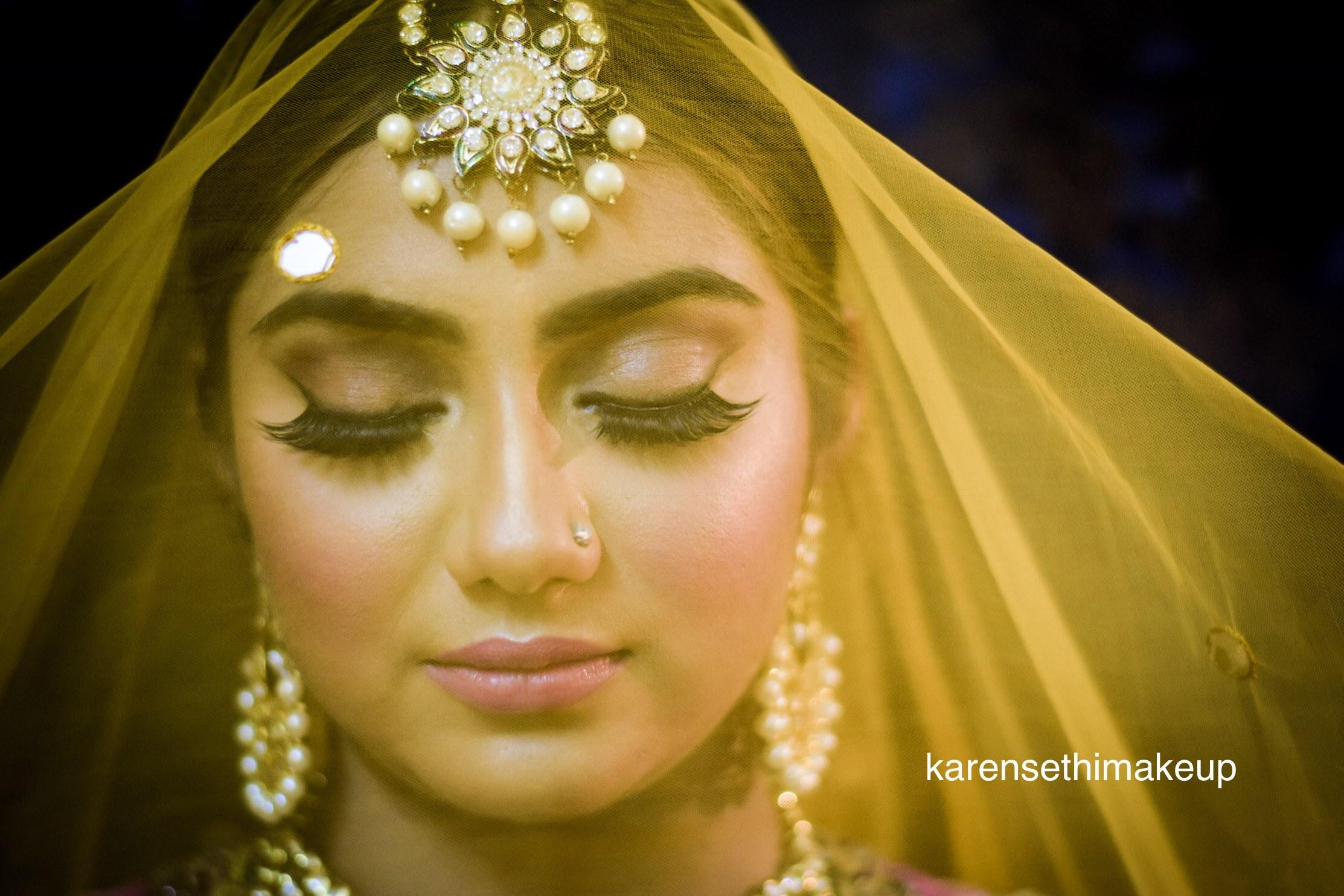 Portfolio - Karen Sethi Makeup
