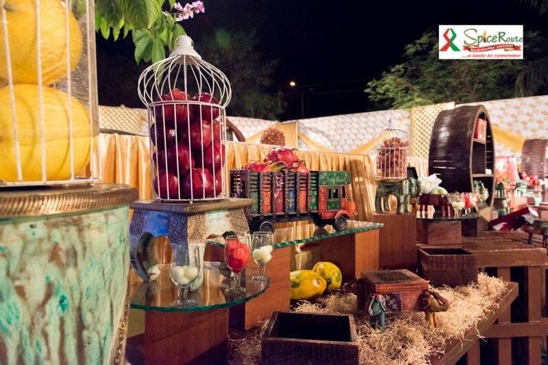 Portfolio - Spice Route