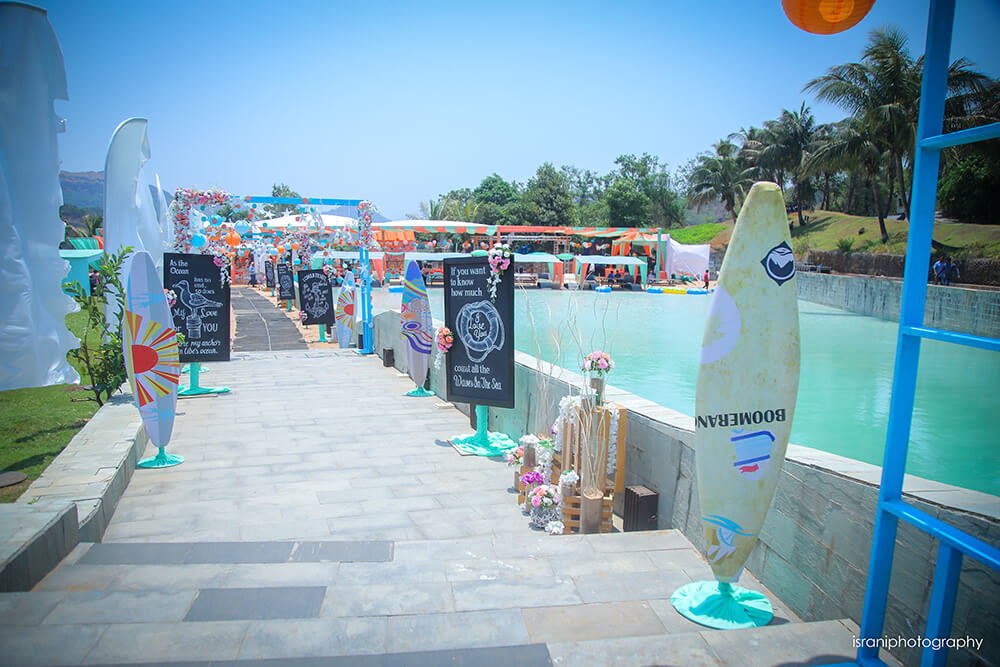 Shaadiwish Inspirations And Ideas Pool 20party 20ideas