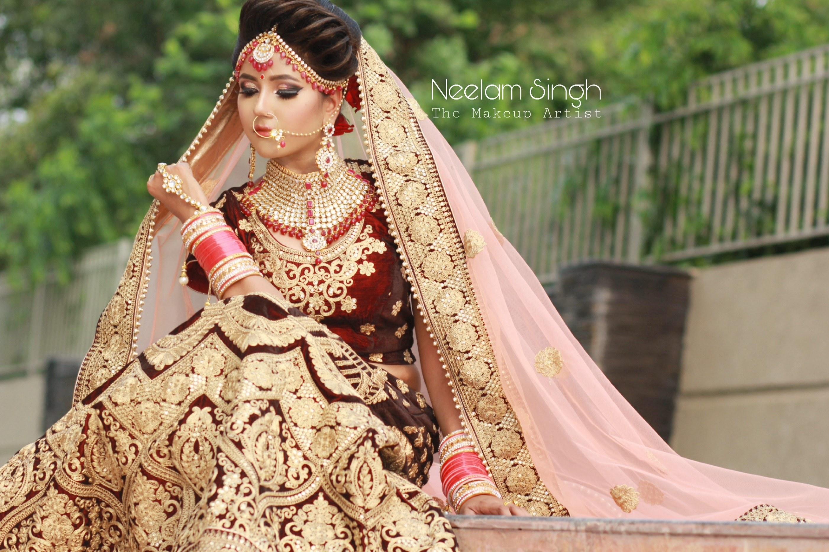 Neelam Singh-The Makeup Artist - Portfolio