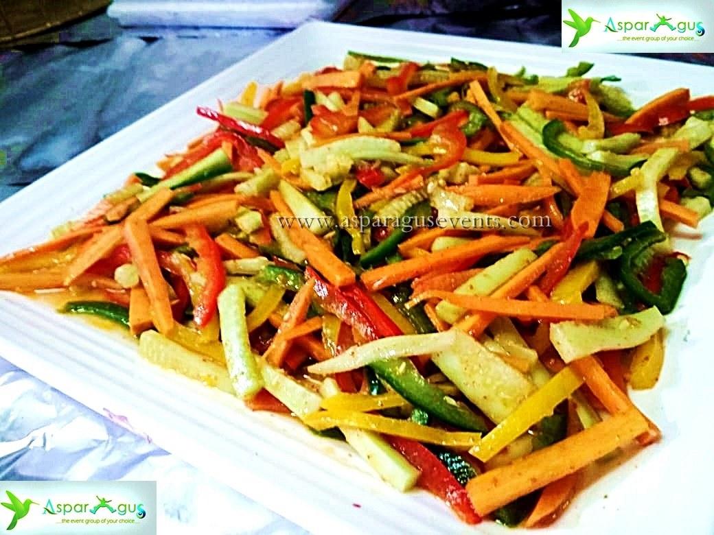 Portfolio - Asparagus Catering Unit