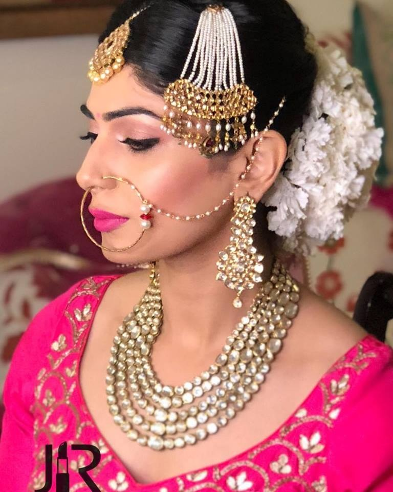 Jitin Rathore Makeup Studio & Academy - Portfolio