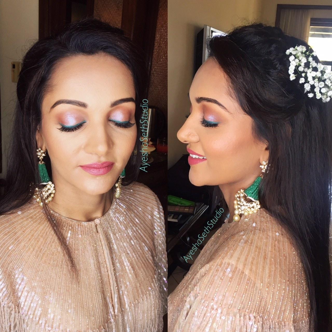 Ayesha Seth Makeup Studio - Portfolio