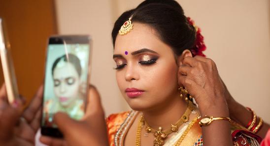 Portfolio - Kulsum Parvez Makeup Studio