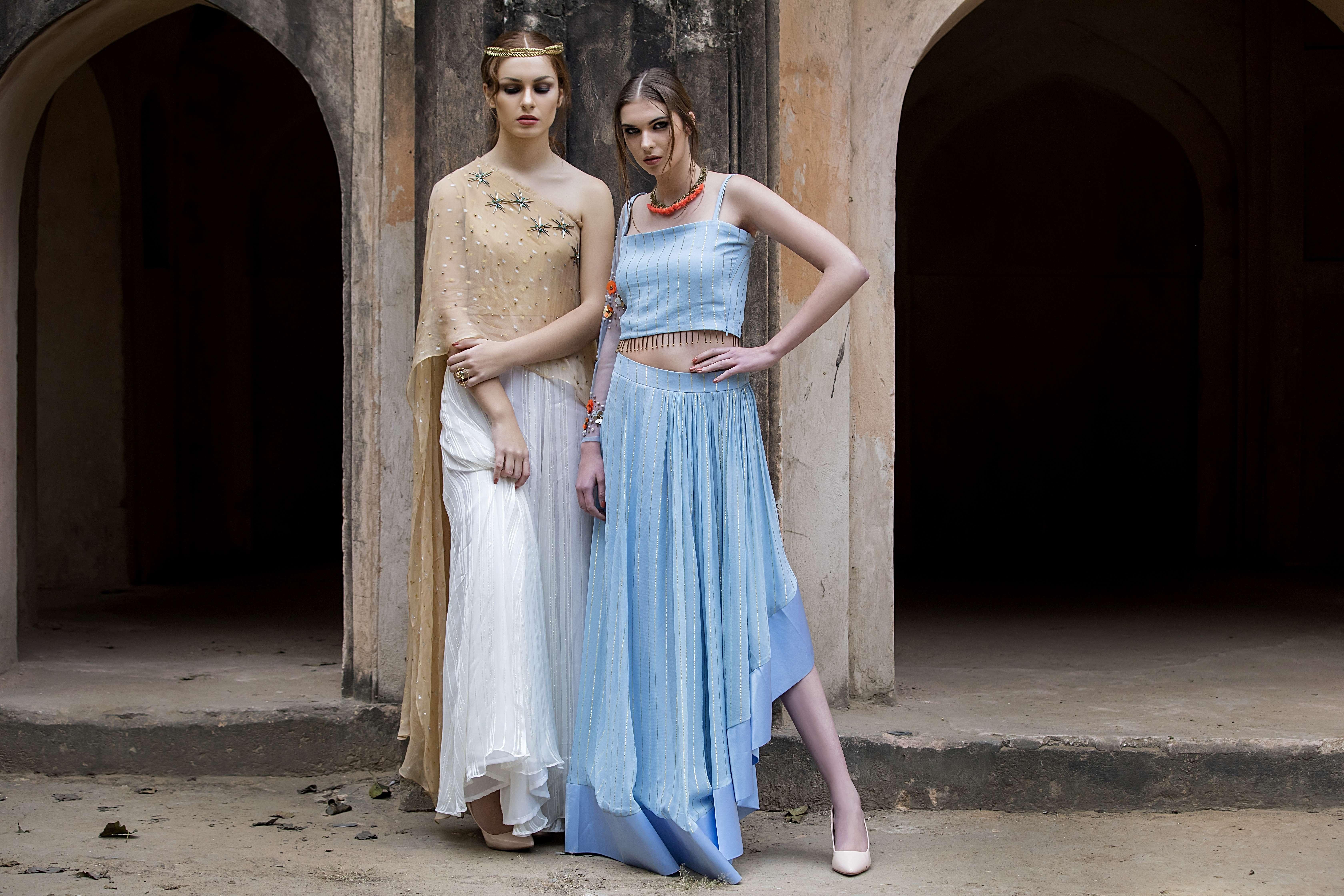 Riddhi & Revika - Portfolio