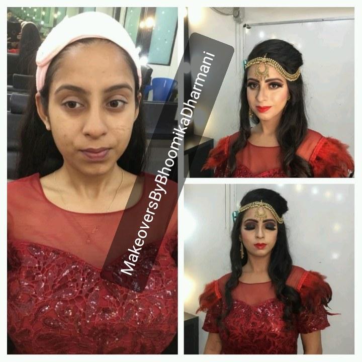 Portfolio - MakeoversByBhoomikaDharmani-Impeccable Artistry