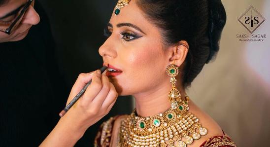 Portfolio - Makeup and Hair By Sakshi  Sagar