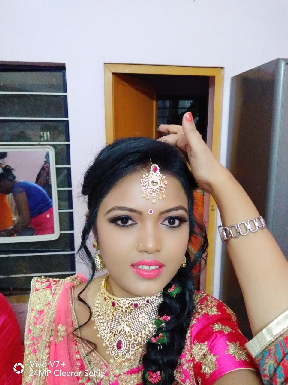 Portfolio - Makeup and hair style by Nethra