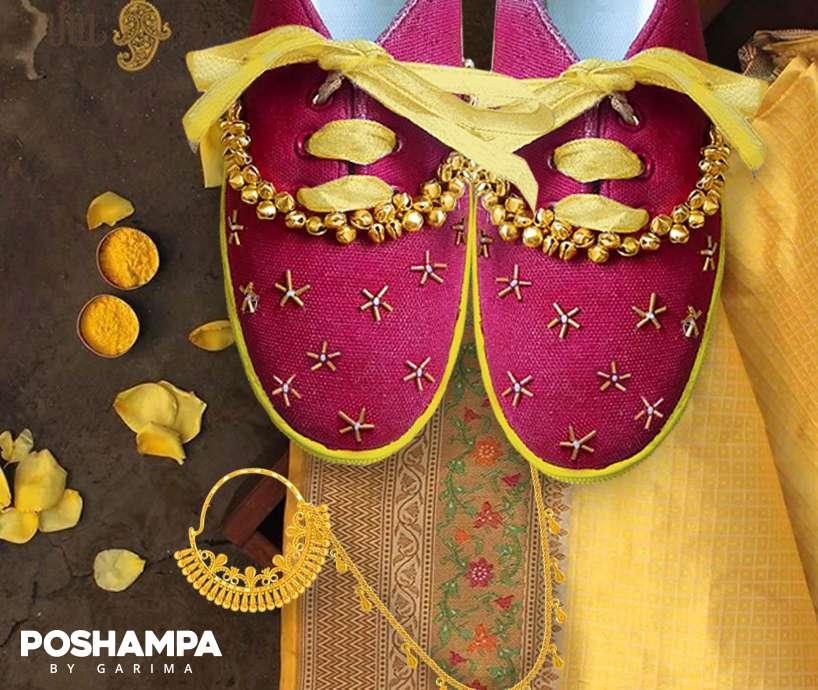 Portfolio - Poshampa by garima