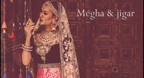 Portfolio - Megha & Jigar