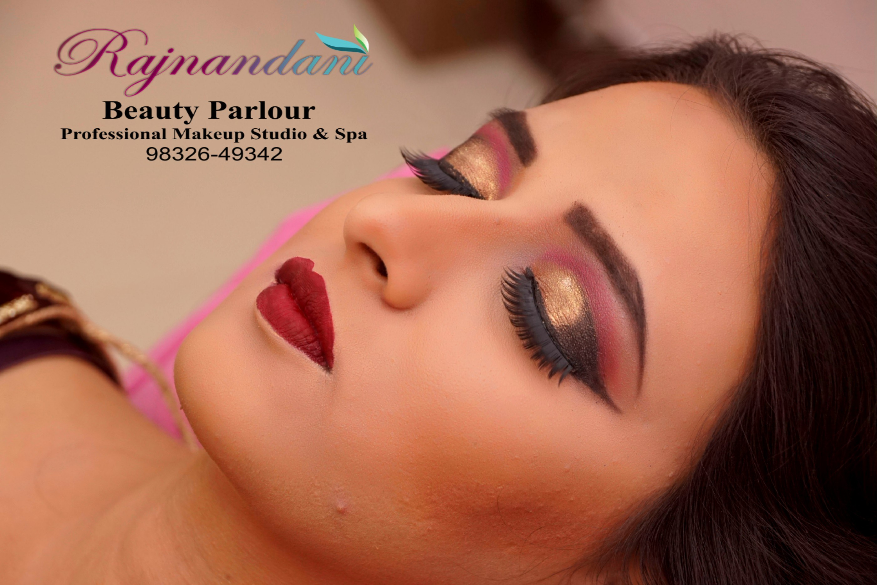 Portfolio - Rajnandani Beauty parlour professional Makeup Studio and spa